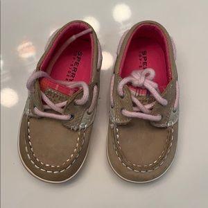 Sperry Bluefish Prewalker Shoes